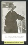 [347a] Mrs. Emmaline Pankhurst [front] by Pastime Novelty Companay