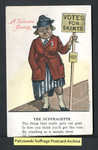 [372a] The Suffragette [front] by Publisher unknown