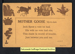 [401a] Mother Goose Up-to-date [front] by Howard M. Peirce & Company