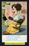 [189.1a] The Talkative Woman [front] by Illustrated Postal Card & Novelty Co.