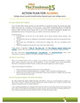 Action Plan for Alumni
