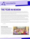 [Social Work] Newsletter, Spring 2015 by University of Northern Iowa. Department of Social Work.