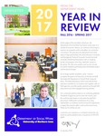 [Social Work] Newsletter, 2017 by University of Northern Iowa. Department of Social Work.