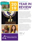 [Social Work] Newsletter, 2019 by University of Northern Iowa. Department of Social Work.