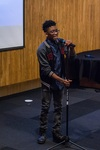WWP Author Performs an Original Piece at the Movie Premier