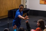 WWP Author Performs at the Movie Premier