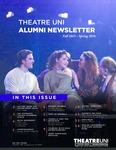 Theatre UNI Alumni Newsletter, Fall 2015-Spring 2016 by University of Northern Iowa. Department of Theatre.
