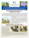 Tallgrass Prairie Center Newletter, Fall 2007