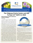 Tallgrass Prairie Center Newsletter, Fall 2008