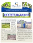 Tallgrass Prairie Center Newsletter, Spring 2009