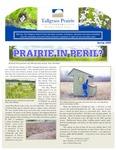 Tallgrass Prairie Center Newsletter, Spring 2009