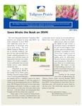 Tallgrass Prairie Center Newsletter, Fall 2011
