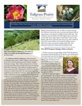 Tallgrass Prairie Center Newsletter, Spring 2013