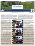 Tallgrass Prairie Center Newsletter, Autumn 2013
