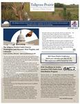Tallgrass Prairie Center Newletter, Autumn 2014