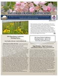 Tallgrass Prairie Center Newsletter, Spring 2015