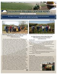 Tallgrass Prairie Center Newsletter, Fall 2015