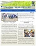 Tallgrass Prairie Center Newsletter, Spring 2016