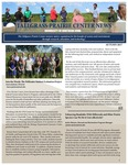 Tallgrass Prairie Center News, Autumn 2017 by Tallgrass Prairie Center