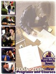 Programs and Courses 2004-2006 by University of Northern Iowa