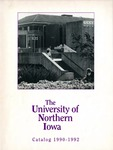 University Catalog 1990-1992 by University of Northern Iowa