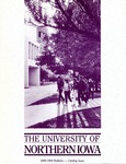 University Catalog 1988-1990 by University of Northern Iowa