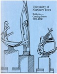 University Catalog 1980-1982 by University of Northern Iowa
