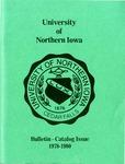 University Catalog 1978-1980