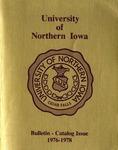 University Catalog 1976-1978