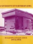 University Catalog 1974-1976