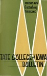 College Catalog 1962-1964 by State College of Iowa