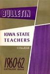 College Catalog 1960-1962