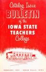 College Catalog 1957-1958 by Iowa State Teachers College