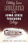 College Catalog 1955-1956 by Iowa State Teachers College