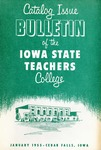 College Catalog 1954-1955 by University of Northern Iowa