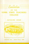College Catalog 1952-1953 by University of Northern Iowa