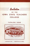 College Catalog 1950-1951 by University of Northern Iowa