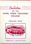 College Catalog 1949-1950 by University of Northern Iowa