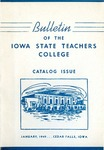 College Catalog 1948-1949 by University of Northern Iowa