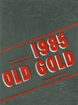 1985 Old Gold by University of Northern Iowa