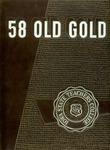 1958 Old Gold by Iowa State Teachers College