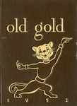 1952 Old Gold by Iowa State Teachers College