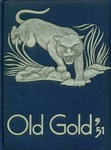 1951 Old Gold by Iowa State Teachers College