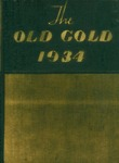 1934 Old Gold by Iowa State Teachers College