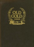 1920 Old Gold by Iowa Sate Teachers College