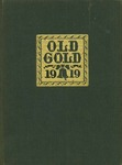 1919 Old Gold by Iowa Sate Teachers College