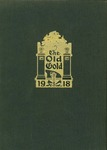 1918 Old Gold by Iowa Sate Teachers College