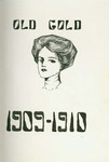 1910 Old Gold by Iowa Sate Teachers College