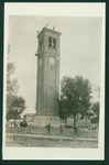 Belfry completion Sep. 1926