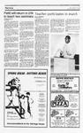 Pettit will return to UNI to teach two seminars, The College Eye, February 6, 1987